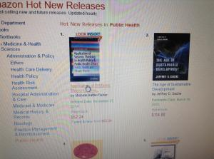 Dec 18, 2014 Number 1 Public Health Hot New Release